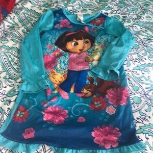 Dora pajamas
